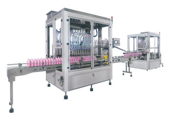 Aumotic disinfectant filling machine china